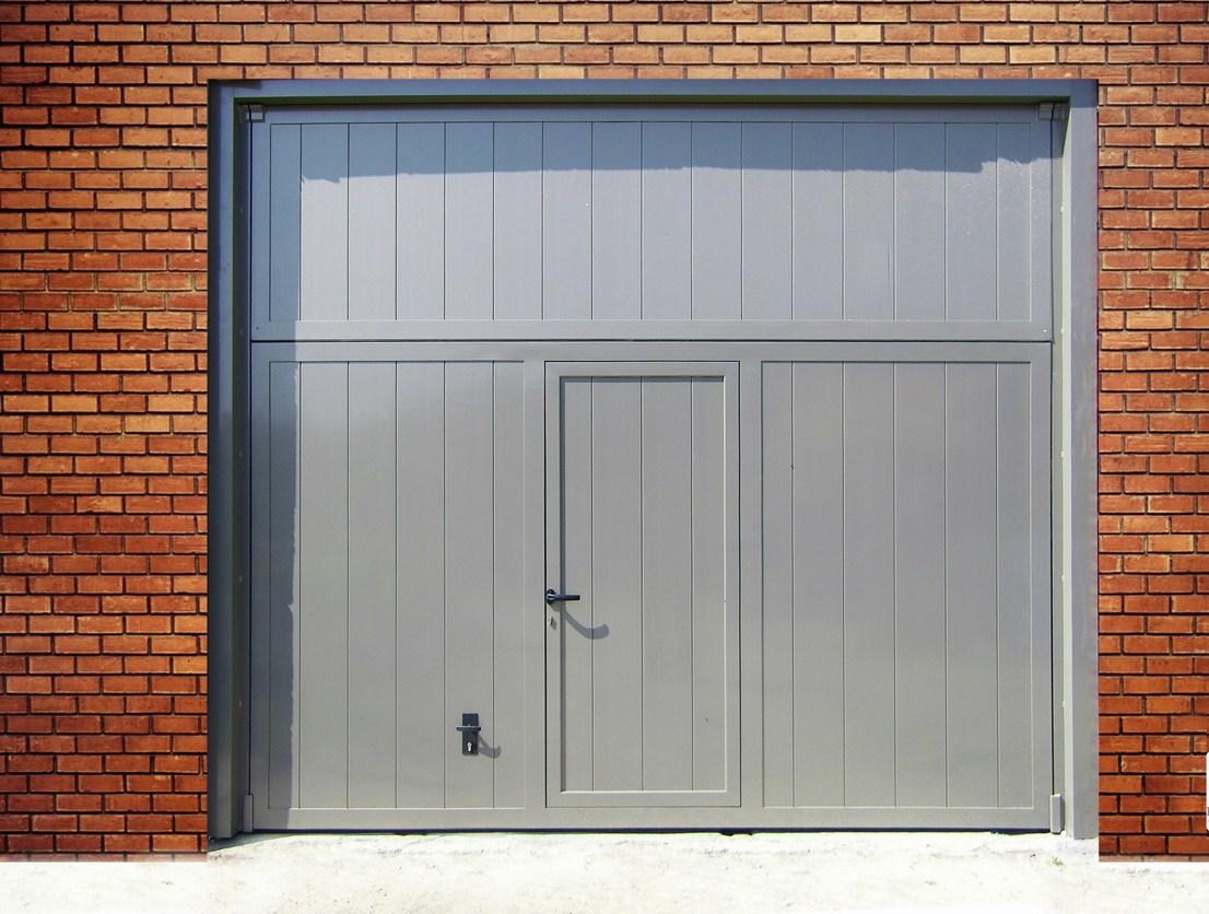 Belporta s a r l servicios for Puertas metalicas